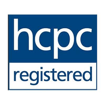 HCPC logo.